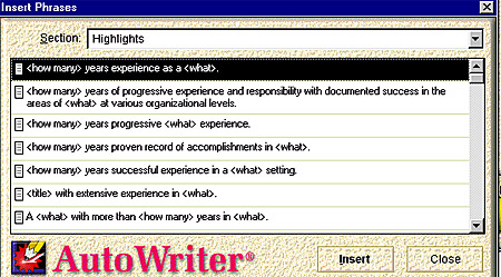 Midnite Publishing  Win Way Resume